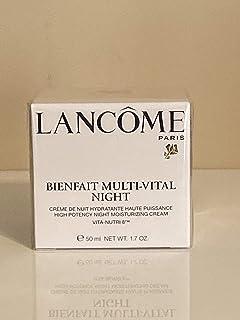 BIENFAIT MULTI-VITAL NIGHT - High Potency Night Moisturizing Cream VITA-NUTRI 8