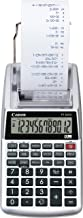 $35 » Canon P1-DHV-3 Printing Desktop Calculator, Sliver (2203C001)