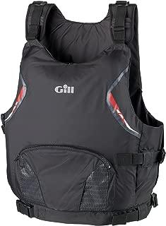 Gill USCG Approved Side Zip PFD Blk XL/2X