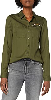 Superdry Delta Military Shirt Chemise Femme