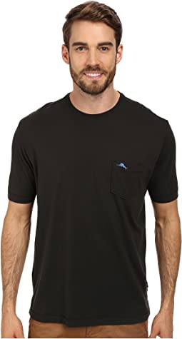 ae828bb9a3c Tommy bahama outside limebacker t shirt