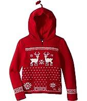 Polo Ralph Lauren Kids - Hooded Sweater (Little Kids)
