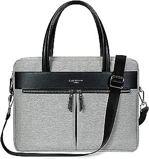 ae7fd2cb67a4c Cartinoe 29,5 cm Laptop için evrak çantası Omuz çantası el çantası 27,9