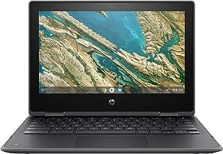 "HP Chromebook x360 11 G3 EE Intel CeleronN4120 8GB RAM 11.6"" Touchscreen 2 in 1 Chromebook Chalkboard Gray - Intel Celeron..."