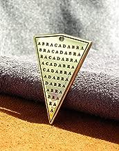 Abracadabra pendant, Abraxas cabalistic, magic occult esoteric amulet