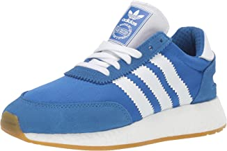 adidas Originals Men's I-5923 Shoe, Blue/White/Gum, 10 M US