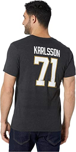 Vegas Golden Knights Karlsson Distressed MVP Club Tee