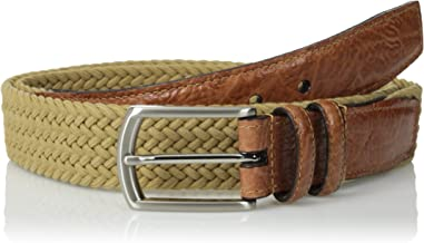 italian woven cotton belt