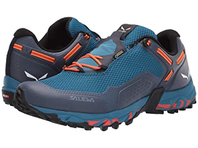 SALEWA Speed Beat GTX (Premium Navy/Spicy Orange) Men