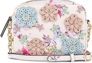3D Floral Camera Bag