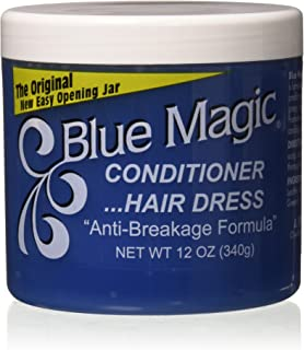 U/S Blue Magic Cond Jar Size 12oz Beauty Enterprises Blue Magic Conditioner 12oz