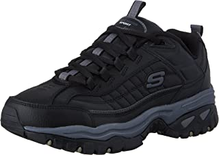 Skechers Men's Sport Energy Afterburn Lace-Up Sneaker