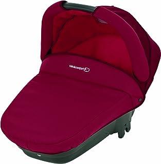 Bébé Confort Streety - Cuco de seguridad, grupo 0, color rojo