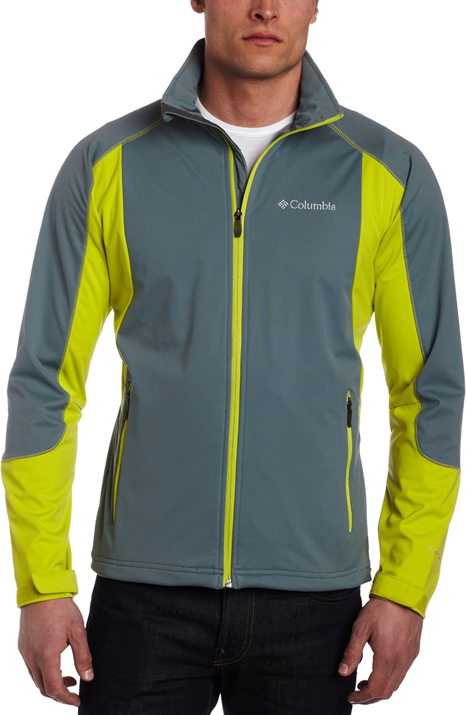 Columbia Men's Tectonic Access Softshell Jacket