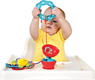 grapple suction baby toy holder