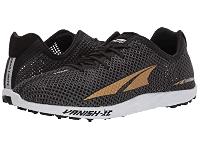 Altra Footwear Vanish XC (Black/Gold) Men