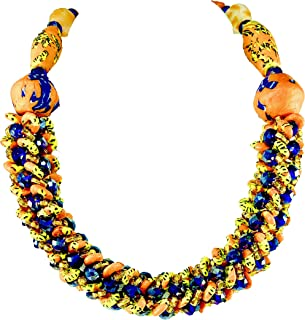 Sophia Dor Blessing Glass Bead Necklace with Bracelet and Earrings