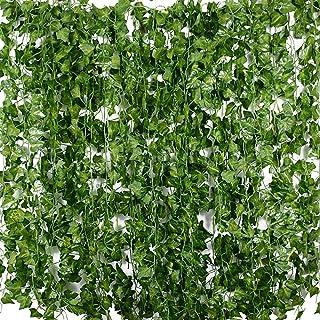 Plantas Hiedra Artificial (24pcsx2m) Hiedra H