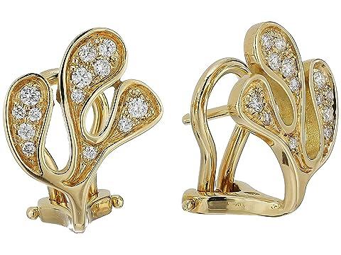 Miseno Sea Leaf Earrings