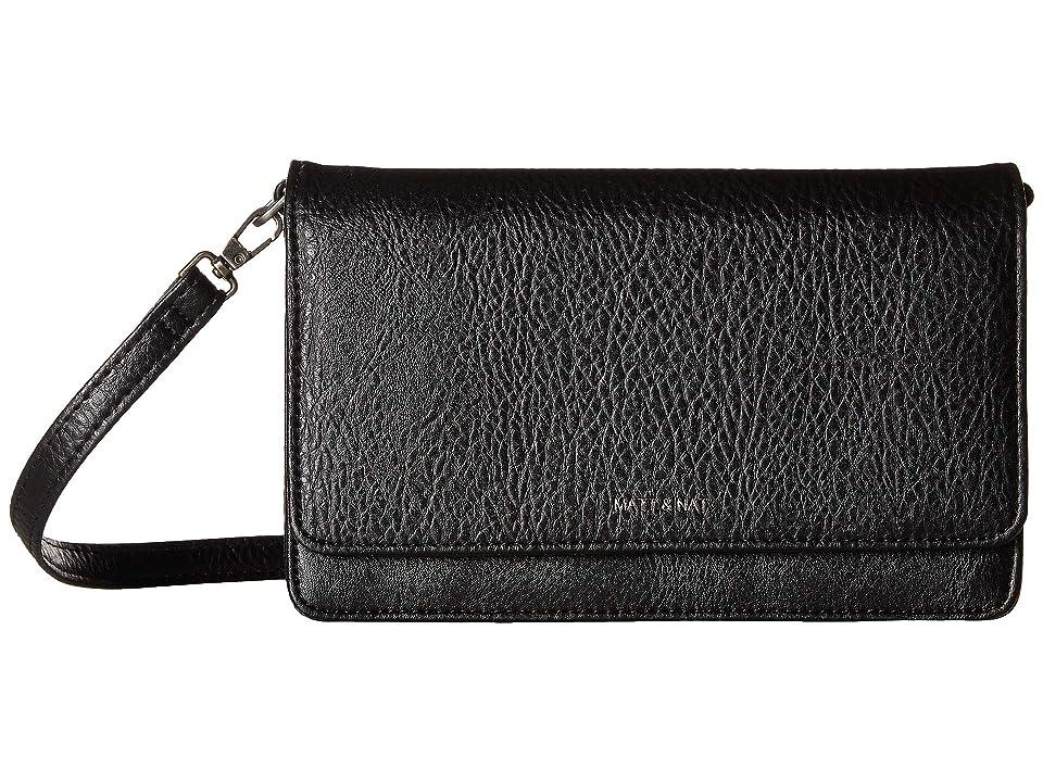 Matt & Nat Dwell Bee (Black) Handbags