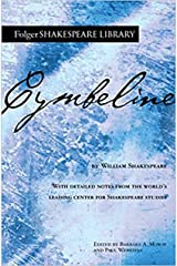 Cymbeline (Folger Shakespeare Library) (illustrated) (English Edition) eBook Kindle