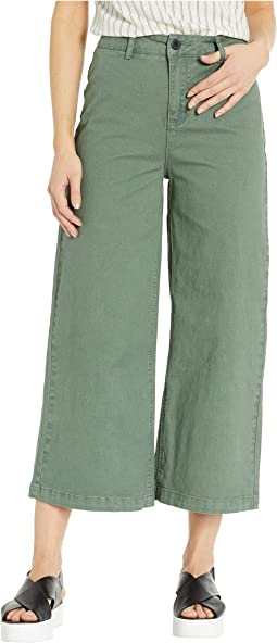 Niku High Waist Cropped Trouser