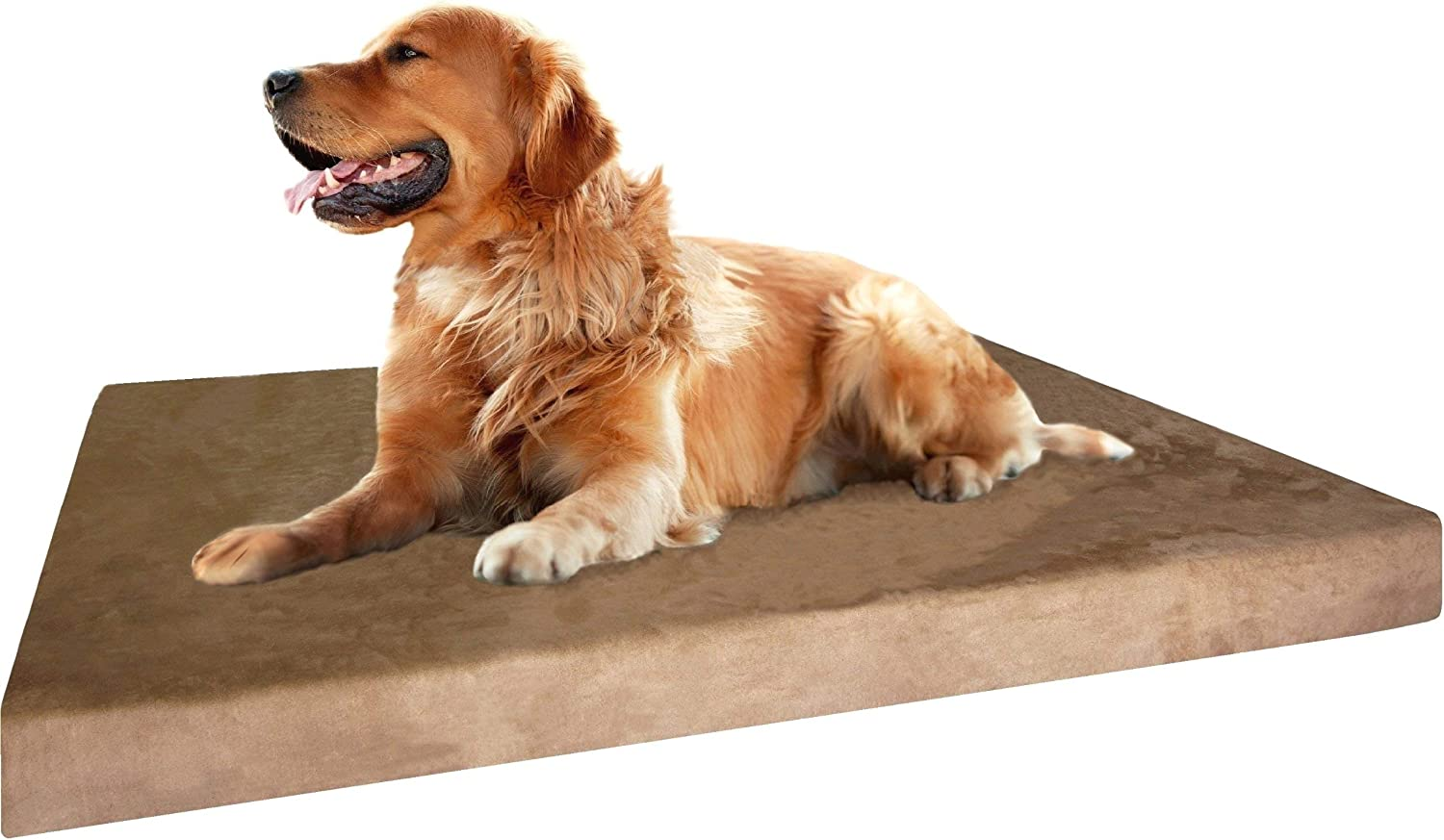Dogbed4less Extra Large True Sale special price Orthopedic Bed Gel Foam Finally popular brand Memory Dog