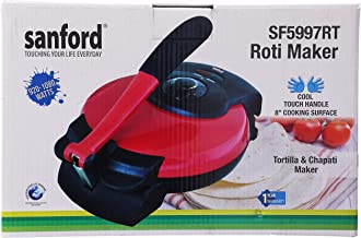 Sanford 8 Inch Cooking Surface Roti Maker, Assorted Color, SF5997RT BS