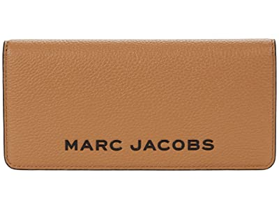 Marc Jacobs Bold Color-Blocked Open Face Wallet