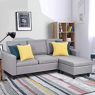 Cool Best Small Linen Sofa Of 2019 Top Rated Reviewed Inzonedesignstudio Interior Chair Design Inzonedesignstudiocom