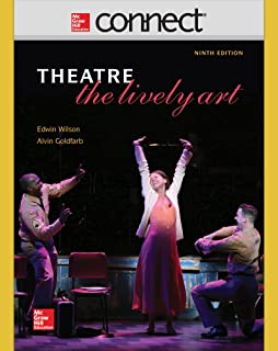 Loose Leaf for Theatre: The Lively Art with Connect Access Card