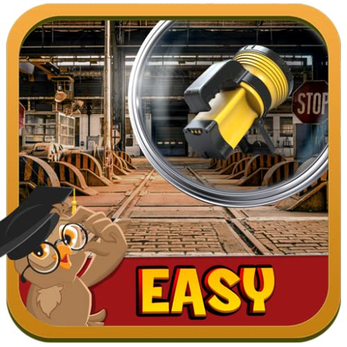 Electric Factory - Find Hidden Object