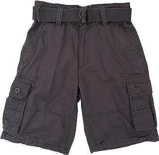 boys cargo shorts size 14
