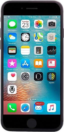 (Renewed) Apple iPhone 8, US Version, 64GB, Space Gray - Unlocked