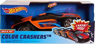 Hot Wheels Race N Crash Quick N' SIK