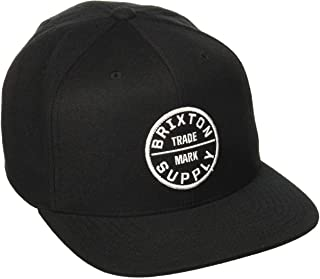 Men's Oath Iii Medium Profile Adjustable Snapback Hat