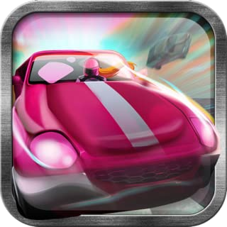 Paper Girl Car Racing Game by Free Action Games Plus Fun Apps
