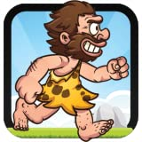 Caveman Run - A super prehistoric run and jump adventure of mario the caveman