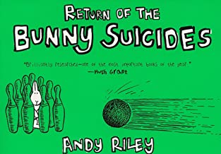 The Return of the Bunny Suicides (Books of the Bunny Suicides Series)