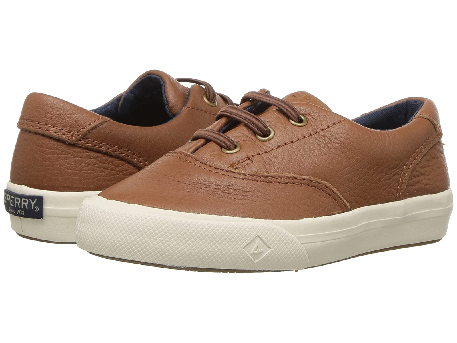 Sperry Kids Striper II Leather (Toddler/Little Kid)Atmospheric grades have affordable shoes