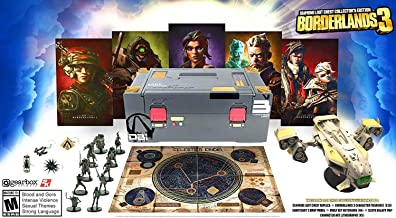 Borderlands 3 - Diamond Loot Chest - Collector's Edition (PS4)