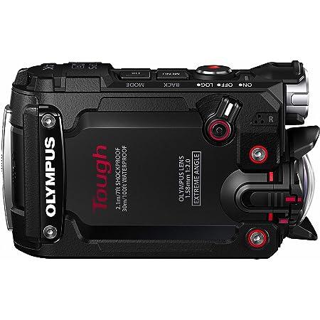 Olympus Tg Tracker Actionkamera Mit Gps Barometer Kamera