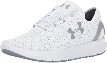 Under Armour Men's Speedform Slingride 1.1 Running Shoe, (100)/White, 13
