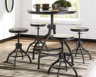 Best 5 piece dining set rustic Reviews