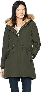 Levi's Faux Fur Lined Hooded Parka Jacket