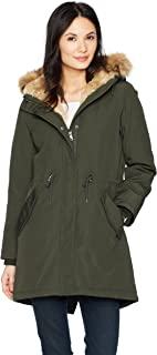 Women's Arctic Cloth Heavyweight Performance Faux Fur Parka Jacket
