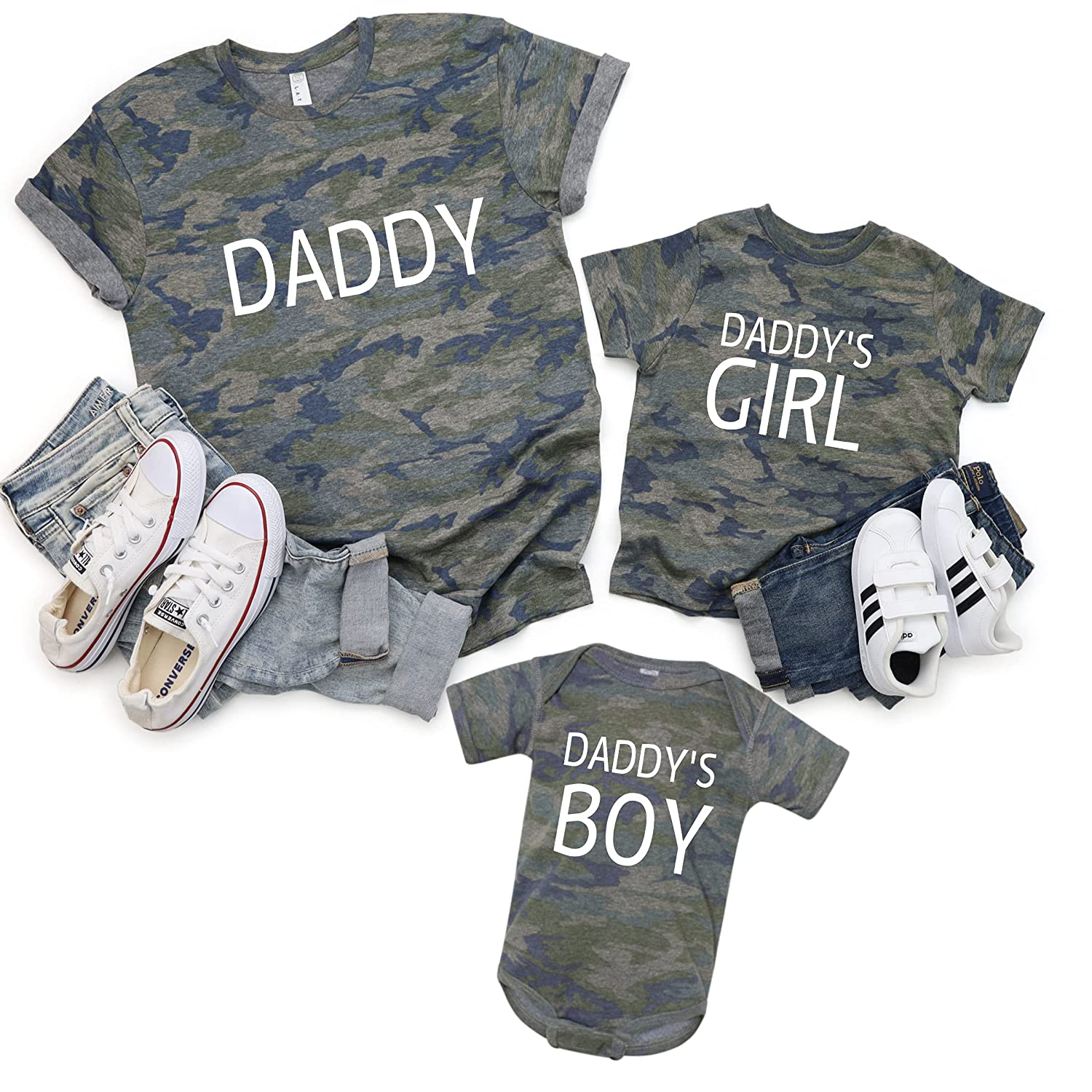 Max 47% OFF Dad Daughter Son 40% OFF Cheap Sale Matching T-shirts and Shirt Daddy Me