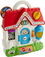 Fisher-Price Laugh & Learn Puppy's Busy Activity Home
