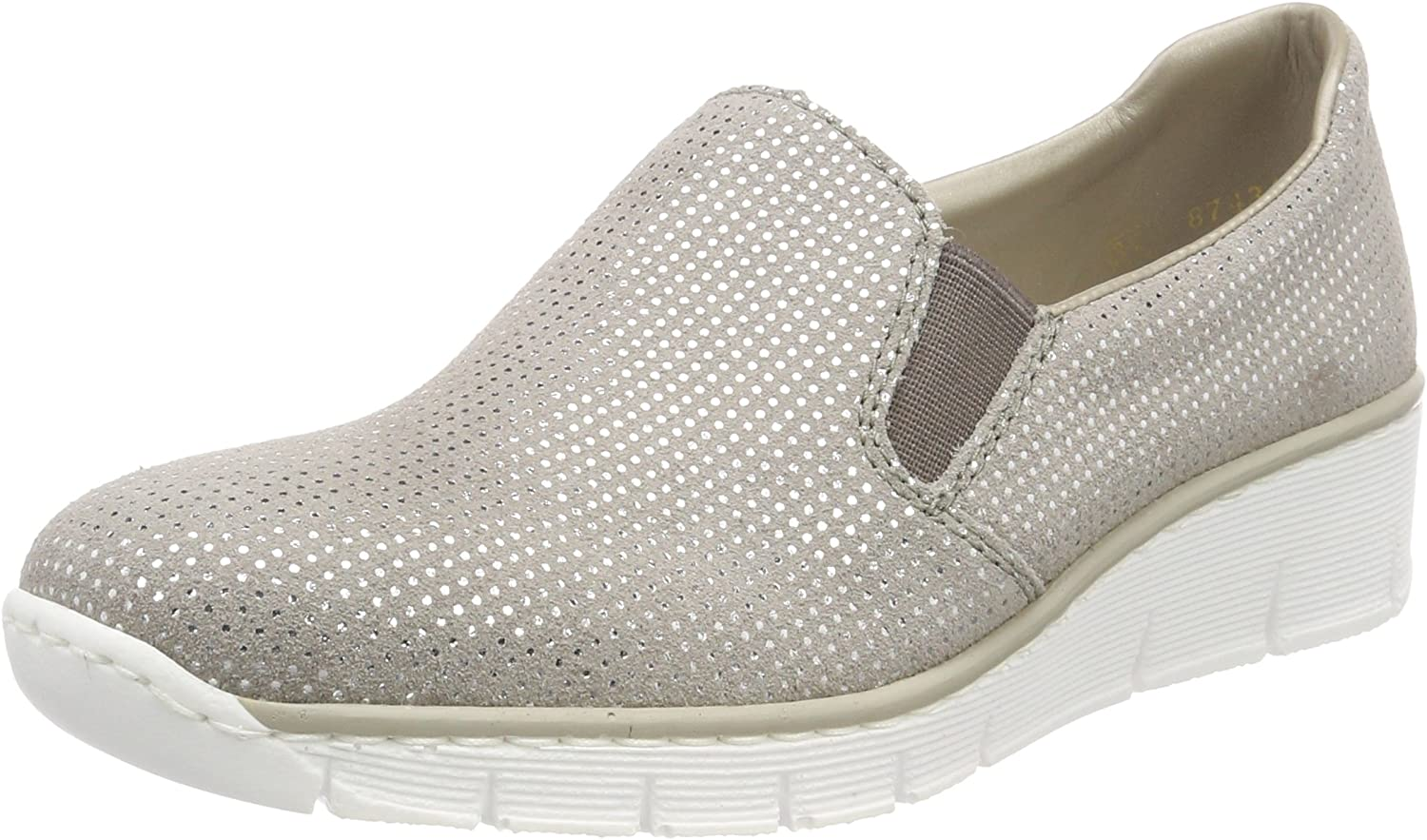 Rieker New product Factory outlet type Women's N5678-91 Sneakers Low-Top