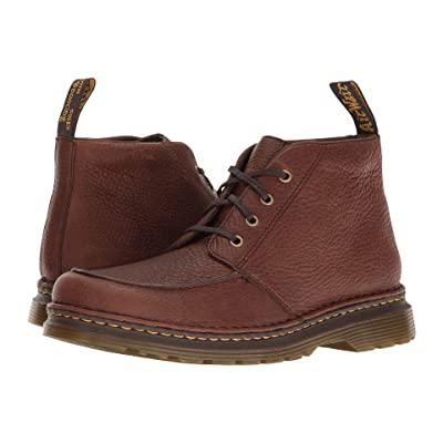 Dr. Martens Austin (Dark Brown Grizzly) Men